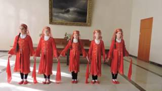 Танцы народов мира. Турецкий танец