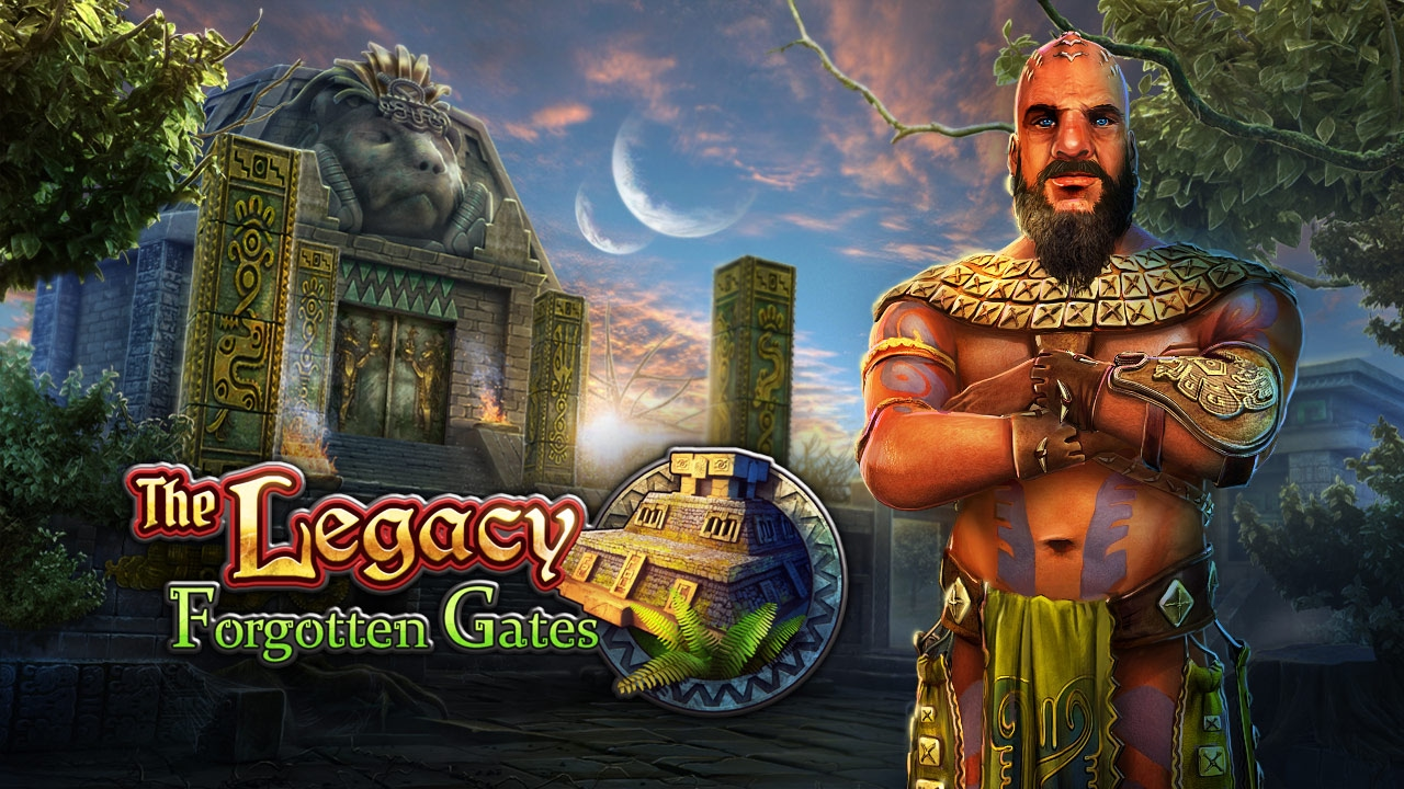 The Legacy: Forgotten Gates | FIVE-BN GAMES
