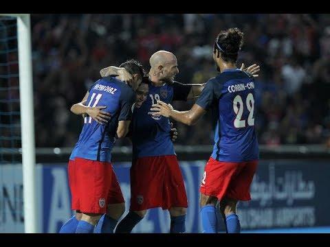 Johor Darul Ta'zim 3-0 Persija Jakarta (AFC Cup 2018: Group Stage)