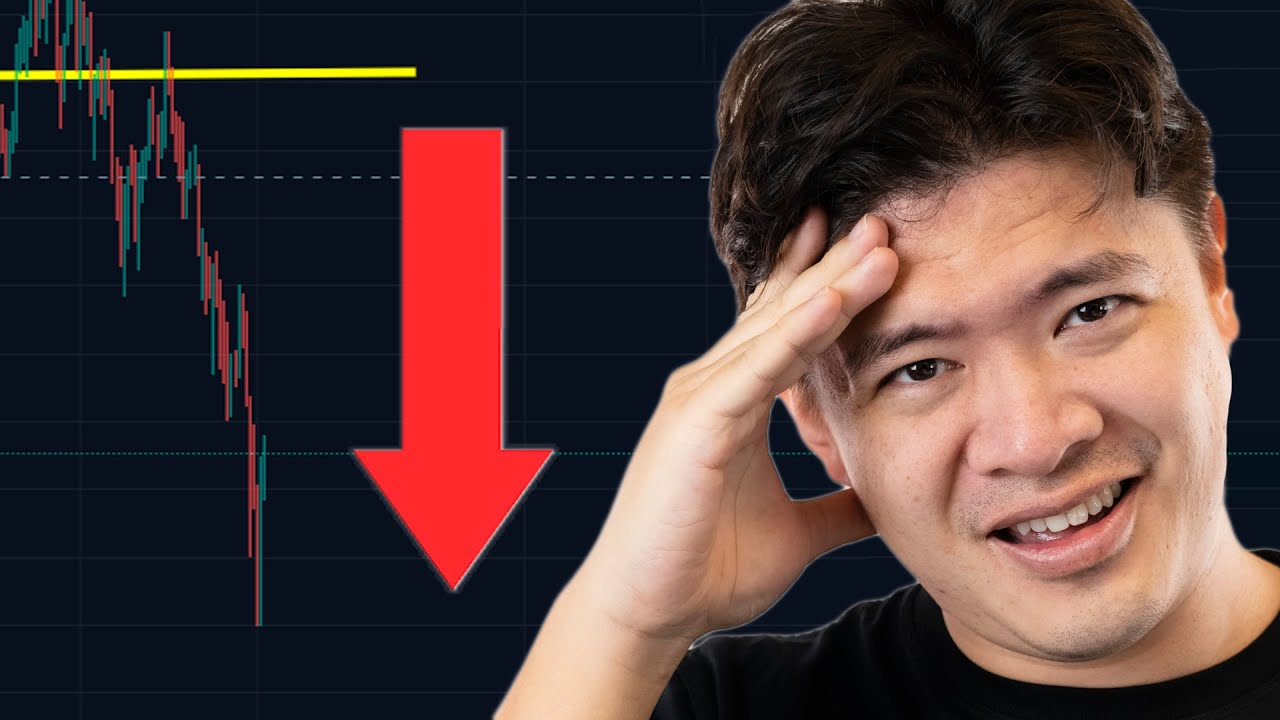 Monday Massive Crypto Dump Alts taking hits Diamond Hands time YouTube