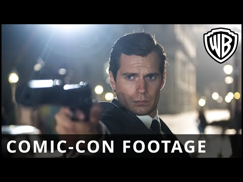 The Man From U.N.C.L.E. – Comic-Con Trailer – Official Warner Bros. UK