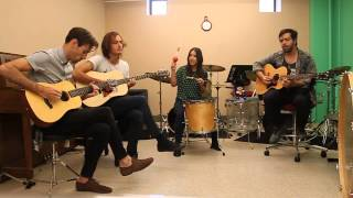 "The Colourist ""Little Games"" on A-Sides Live + Acoustic"
