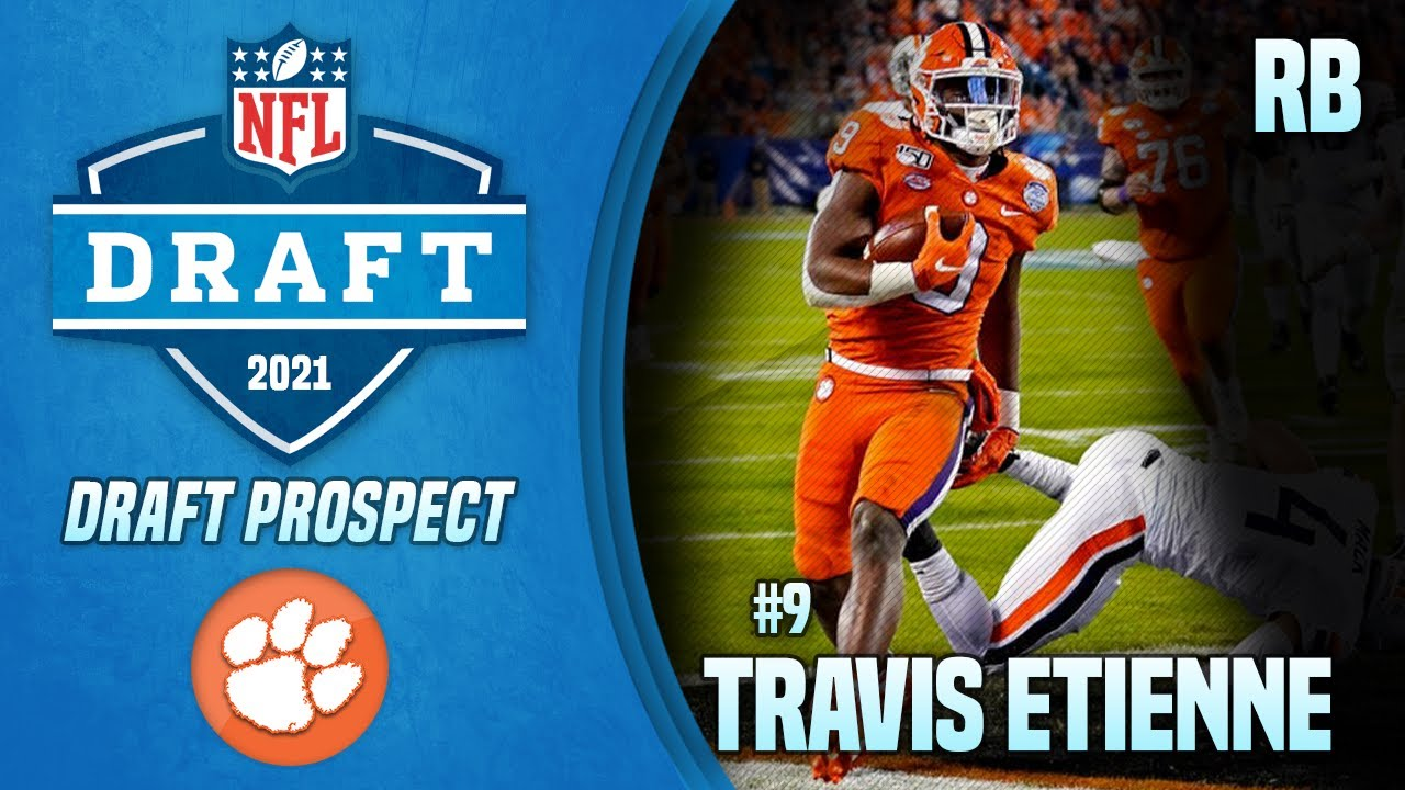 Travis Etienne | RB | 2021 NFL Draft Profile