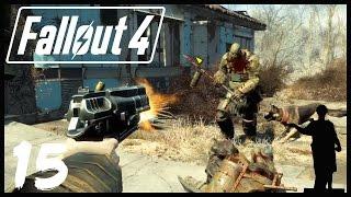 Fallout 4 15 - Нападение Супермутантов