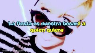 We Can't Stop (spanish version) [Karaoke / Instrumental] Kevin Karla & La Banda
