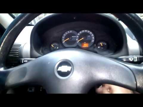 Cómo borrar leyenda INSP de un Chevrolet Classic