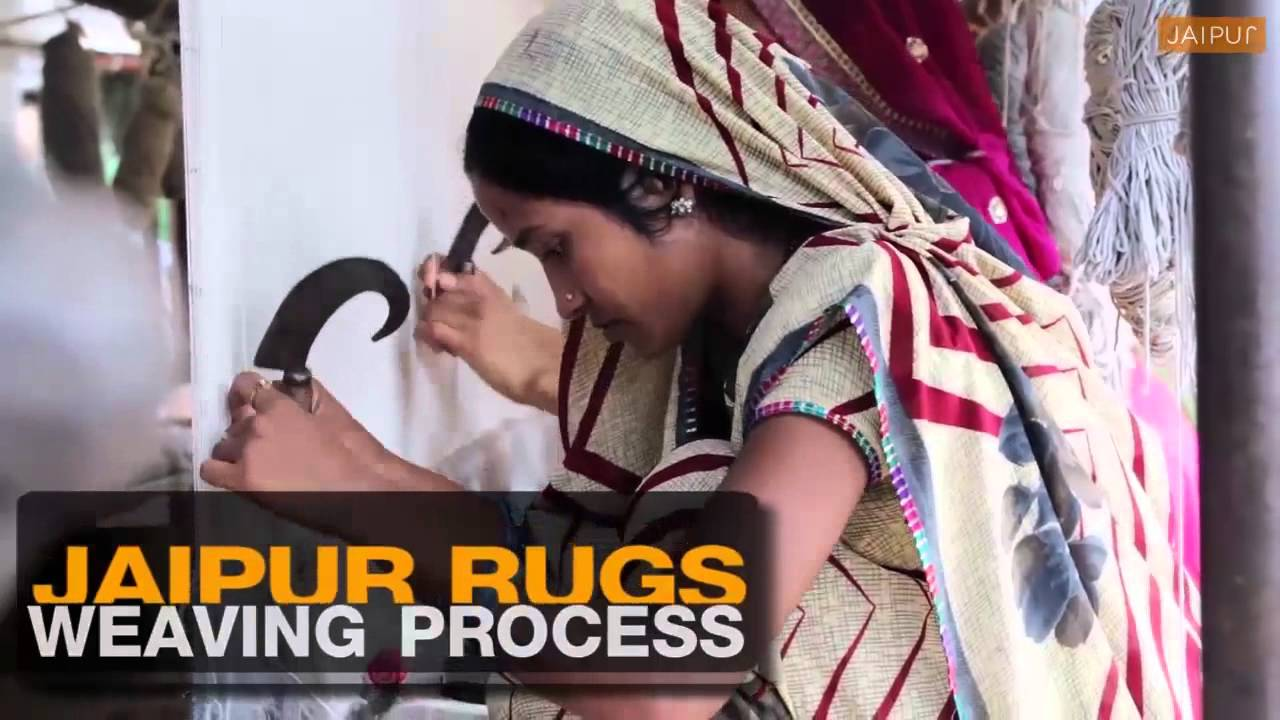 Rug Making Process