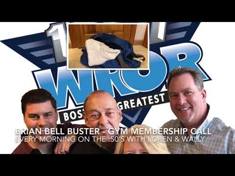 Brian Bell Buster - Gym Membership Call