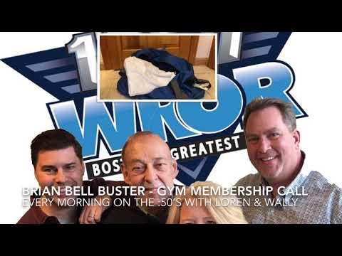 Brian Bell Buster - Gym Membership Call