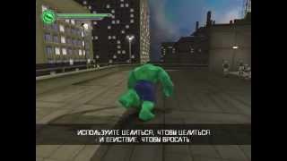 проходження гри The Hulk місія №3