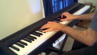 Star Trek: Voyager theme - instrumental piano
