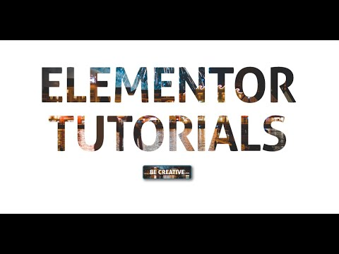 Elementor Design Tutorial #3 - Der kreative Button thumbnail