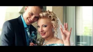 Виталик + Вика Свадебный клип