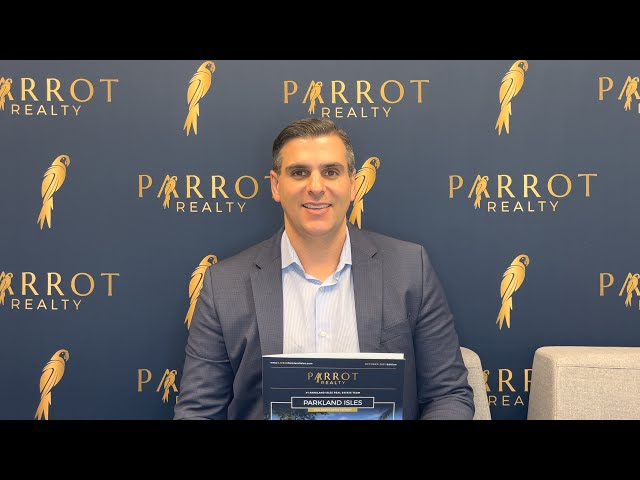 Parkland Isles October 2021 Market Update - Presented By Michael Citron