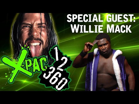 Willie Mack Sits Down With X-Pac | X-Pac 12360 Ep. #23