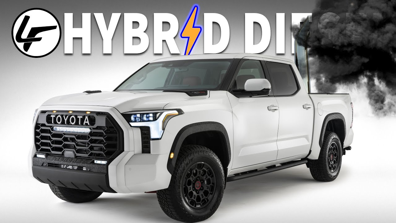 Toyota's NEW Diesel Technology Could be Coming to the TUNDRA...