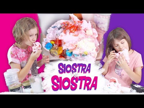 Cukierkowe Burrito, Siostra kontra Siostra - #9