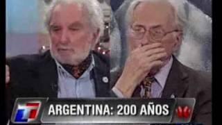 Pacho O'Donnell y Torcuato Di Tella en A Dos Voces 8