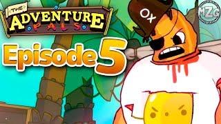 The Adventure Pals Gameplay Walkthrough - Episode 5 - Breakfast Buccaneer Boss! (PC)