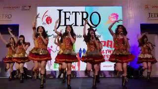 Video JKT48 - Part 1 @. JETRO Japan Healthy Lifestyle Exhibition download MP3, 3GP, MP4, WEBM, AVI, FLV Maret 2018