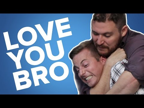 Weird Things Brothers Fight About
