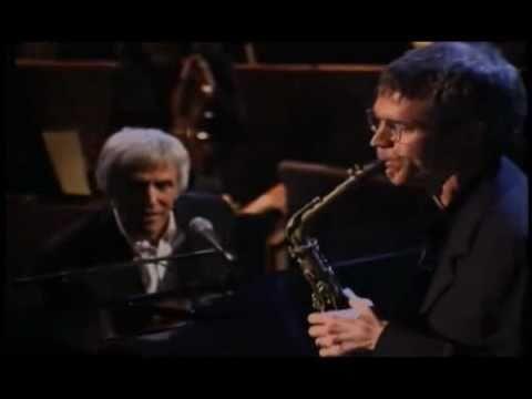 WIVES AND LOVERS - Burt Bacharach feat. George Duke (1946 - 2013) and David Sanborn (HQ audio)