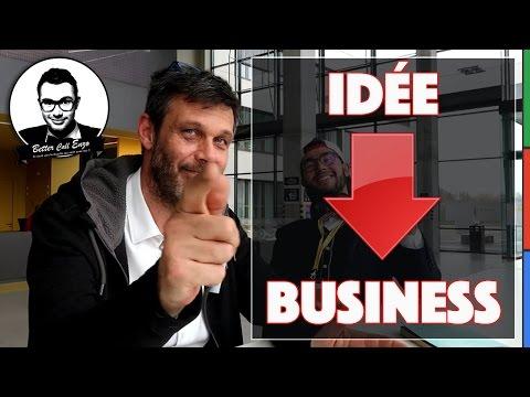 La SOLUTION MIRACLE pour passer de l'IDÉE au BUSINESS