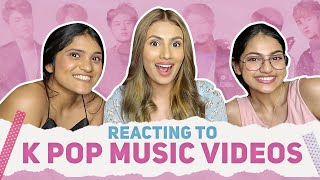 Reacting to K-Pop Music Videos | Aashna Hegde