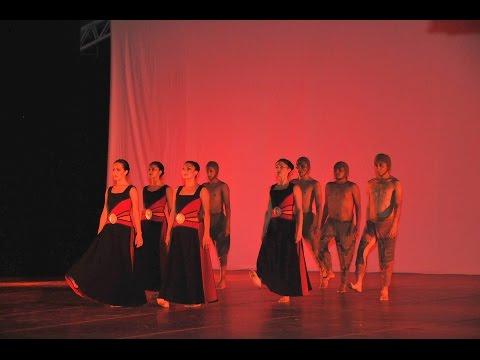Ballet Nacional de Ecuador en Portoviejo - Julio 2016