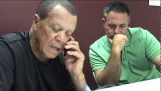 LA Dodger Great Maury Wills Supports Joe Buscaino