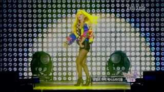 hyoyeon - let the beat drop