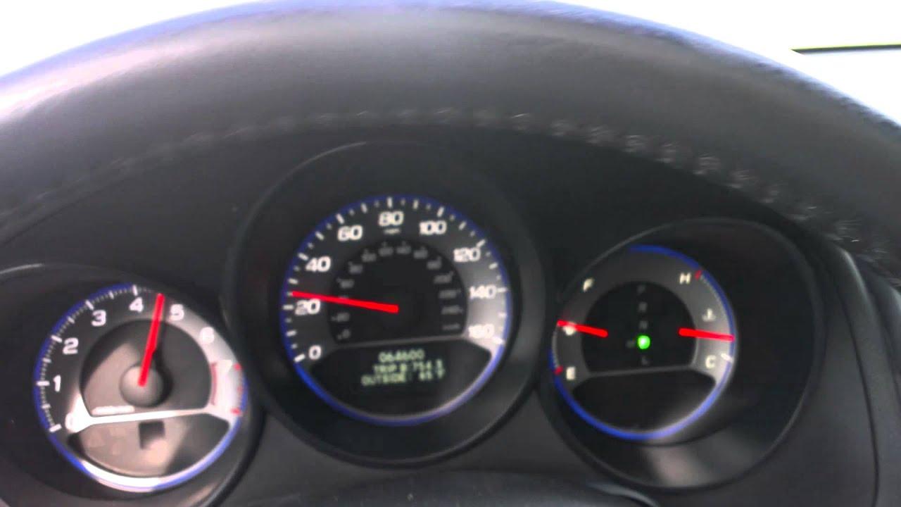 2007 Acura Tl 0 60