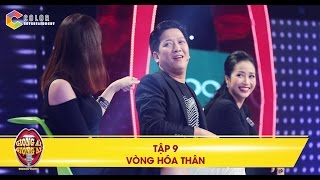Giọng ải giọng ai   tập 9 vòng hóa thân: Hari Won tiếc nuối vì chọn sai thí sinh