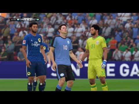 San Marino v Sierra Leone - 2018 CWC - Group C 12/05/18