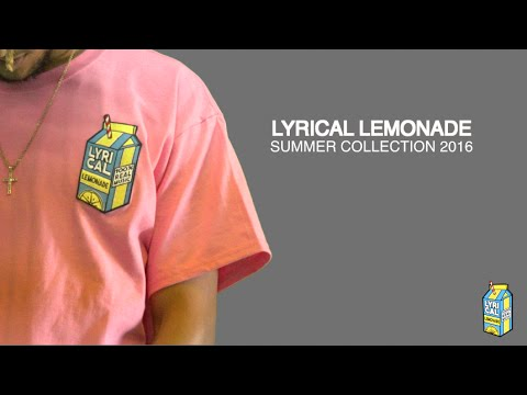 Lyrical Lemonade | Summer Collection 2016