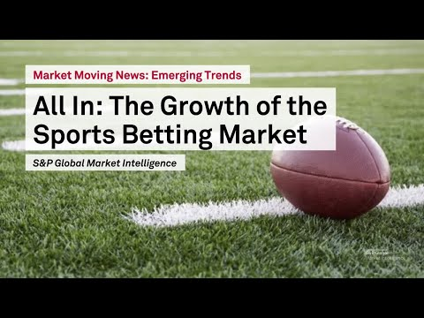 Market Moving News - Emerging Trends | Online Betting, Engaged Fans Key To Sports Gambling Growth