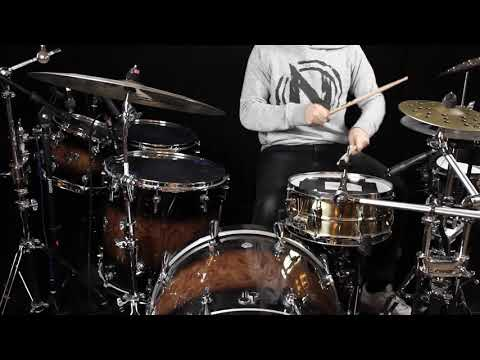 Leander Widmoser Smooth Jazz 8-4 for drums