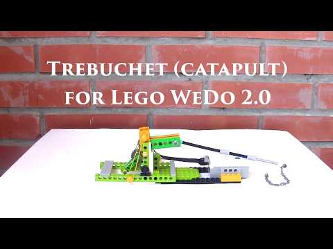 Lego Wedo 20 Trebuchet Catapult Unofficial Build Apps On Google Play