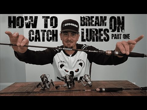 HOW TO CATCH BREAM ON LURES | Part One The Set Up.