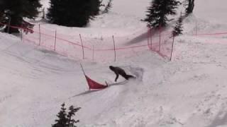 13th Annual Neil Edgeworth Memorial Banked Slalom at Big White Ski Resort