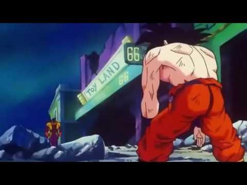 Goku ssj falso - YouTube