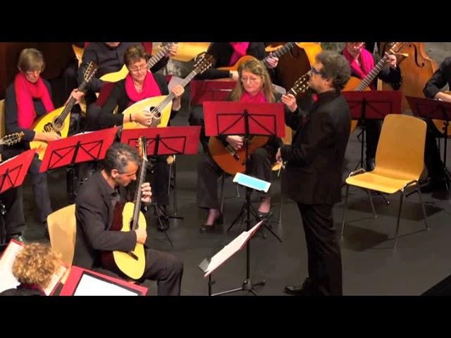 Rodrigo - Fantasia para un gentilhombre - Canario