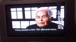 映画「南京」の日本語版クリップ7/13 中国人被害者の証言