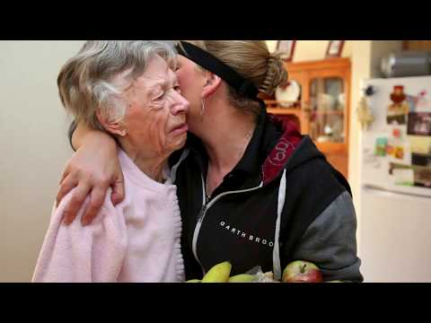 Volunteers step in to help hundreds of elderly residents without food after storm