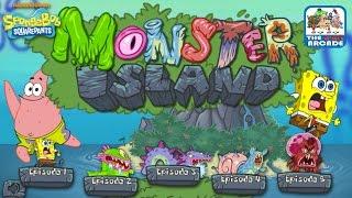 SpongeBob Squarepants: Monster Island - Episodes 1-3 (Nickelodeon Games)
