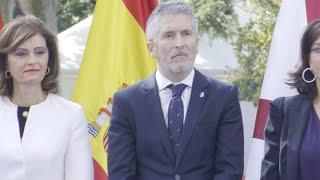 """Marlaska a Torra: """"En España hay división de poderes"""""""