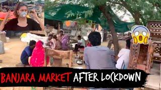 Banjara Market Before and After Lockdown | Upaasana Lamba