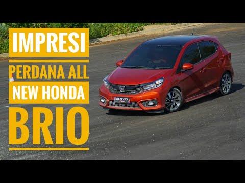 Impresi Perdana All New Honda Brio