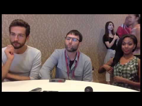 "Tom Mison and Nicole Beharie ""Sleepy Hollow"" Interview"