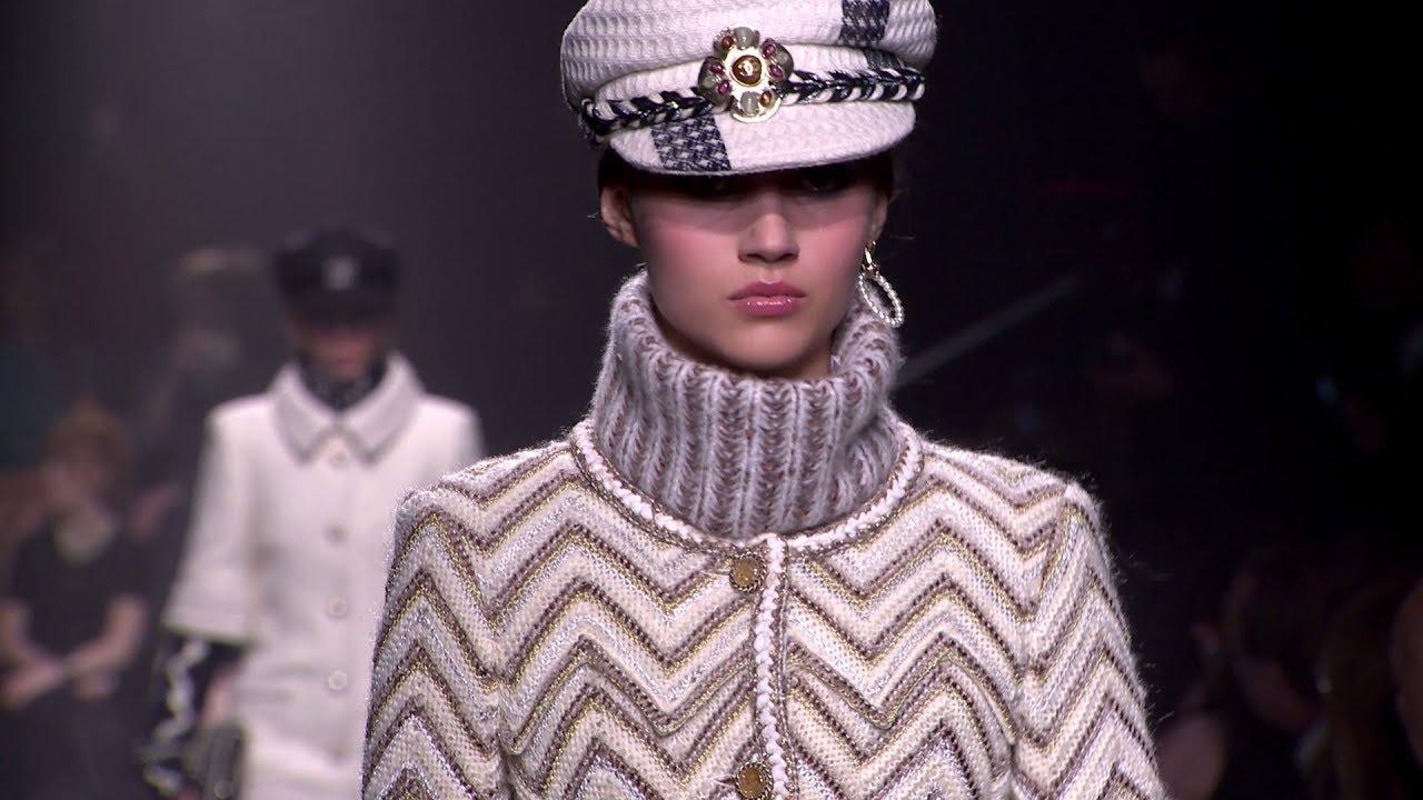 650186845832 Событие года  показ коллекции CHANEL MÉTIERS D ART PARIS-HAMBURG 2017 18 в  Москве. Vogue Russia